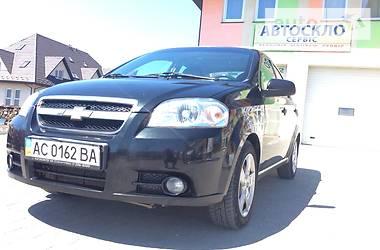 Chevrolet Aveo 2011 в Любешове