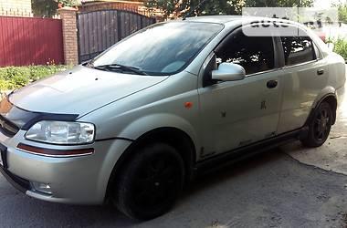 Chevrolet Aveo 2005 в Запорожье