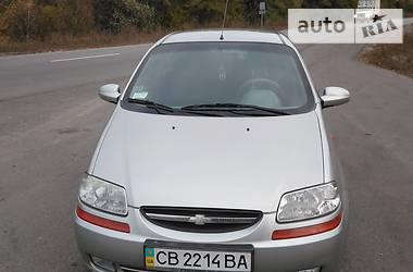 Chevrolet Aveo 2005 в Чернигове