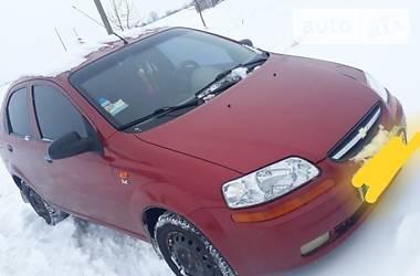 Chevrolet Aveo 2003 в Вижнице