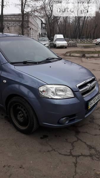 Chevrolet Aveo 2006 года в Одессе