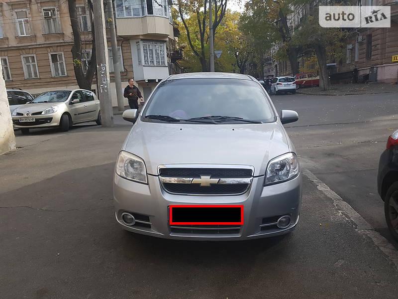 Chevrolet Aveo 2006 в Одессе