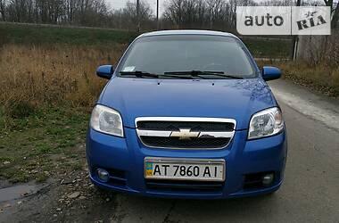 Chevrolet Aveo 2007 в Ивано-Франковске