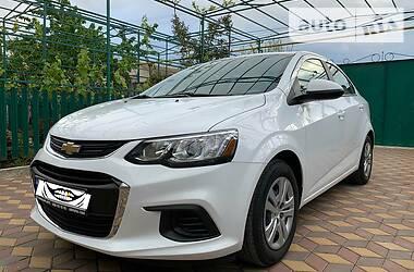 Chevrolet Aveo 2017 в Одессе