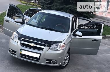 Chevrolet Aveo 2011 в Полтаве
