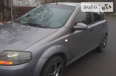 Хетчбек Chevrolet Aveo 2007 в Києві