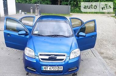Седан Chevrolet Aveo 2006 в Ивано-Франковске