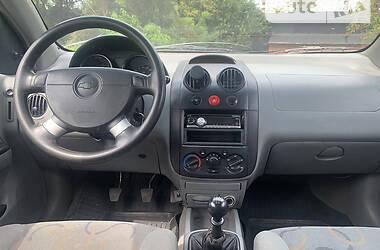 Седан Chevrolet Aveo 2005 в Днепре