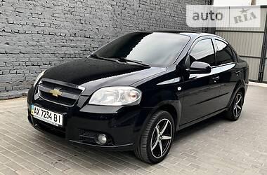 Седан Chevrolet Aveo 2006 в Харькове