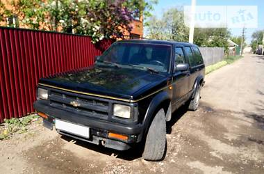 Chevrolet Blazer 1992 в Киеве