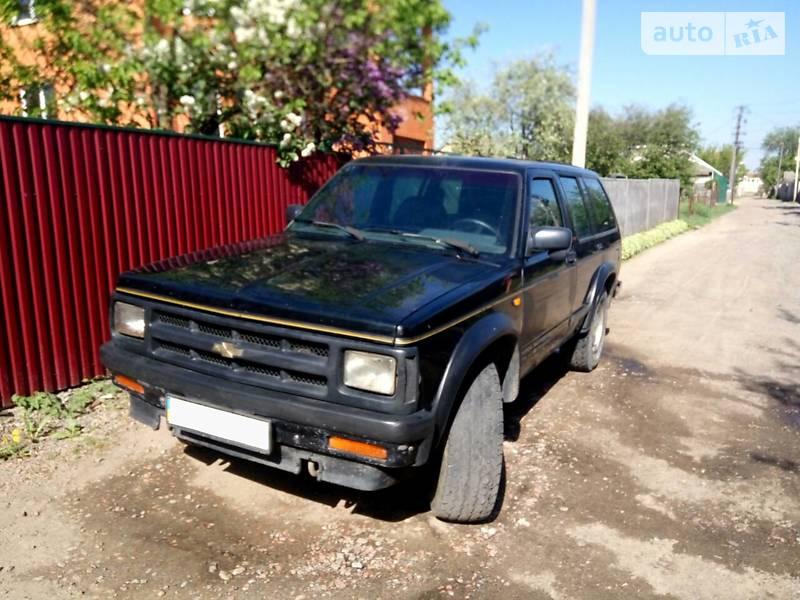Bazartoriaz S10 Sport 1992 3500