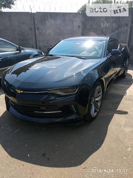 Chevrolet Camaro 2017 года в Киеве