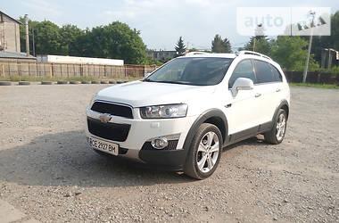 Chevrolet Captiva 2014 в Черновцах