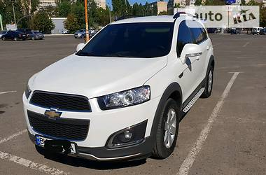 Chevrolet Captiva 2014 в Одессе
