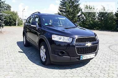 Chevrolet Captiva 2011 в Киеве