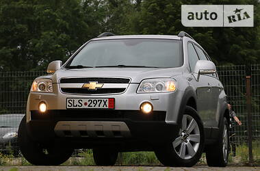 Chevrolet Captiva 2007 в Трускавце