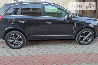 Позашляховик / Кросовер Chevrolet Captiva 2013 в Львові
