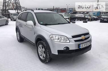 Chevrolet Captiva 2010 в Черновцах