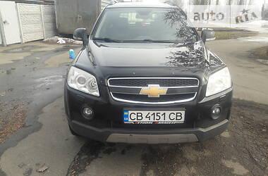 Внедорожник / Кроссовер Chevrolet Captiva 2008 в Чернигове