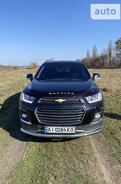 Внедорожник / Кроссовер Chevrolet Captiva 2016 в Василькове