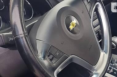 Позашляховик / Кросовер Chevrolet Captiva 2014 в Чернівцях