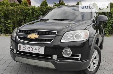 Внедорожник / Кроссовер Chevrolet Captiva 2010 в Стрые