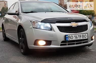 Chevrolet Cruze 2011 в Тернополе
