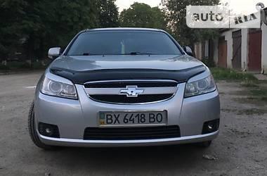 Chevrolet Epica 2007 в Каменец-Подольском