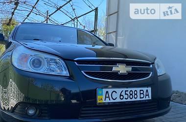 Седан Chevrolet Epica 2009 в Луцке