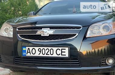 Седан Chevrolet Epica 2009 в Ужгороде