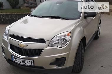 Внедорожник / Кроссовер Chevrolet Equinox 2014 в Ровно