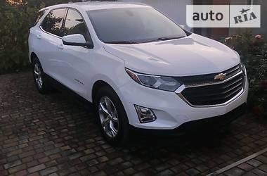 Внедорожник / Кроссовер Chevrolet Equinox 2017 в Черновцах