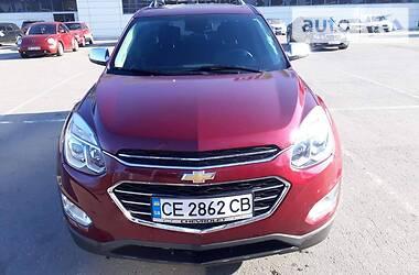 Chevrolet Equinox 2016 в Черновцах