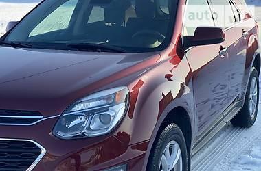 Внедорожник / Кроссовер Chevrolet Equinox 2015 в Бучаче