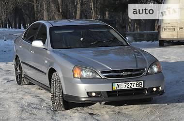 Chevrolet Evanda 2006
