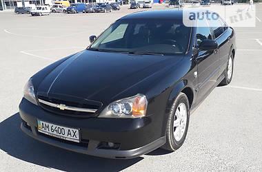 Chevrolet Evanda 2007 в Житомире
