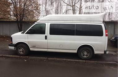 Chevrolet Express пасс. 2007