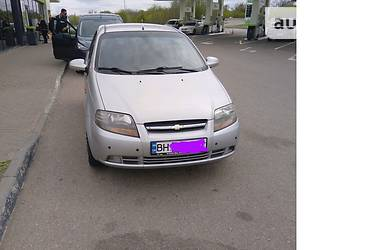 Chevrolet Kalos 2006 в Одессе