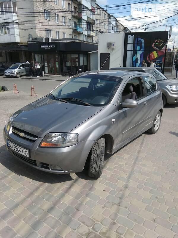 Chevrolet Kalos 2006 в Тернополе