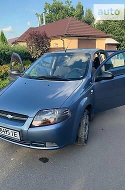 Хетчбек Chevrolet Kalos 2007 в Борисполі