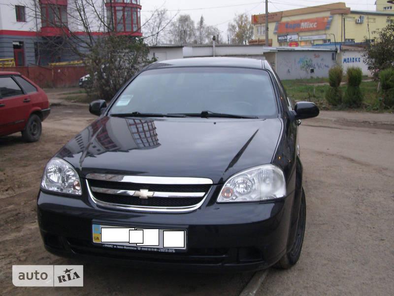 Chevrolet Lacetti 2008 в Ивано-Франковске