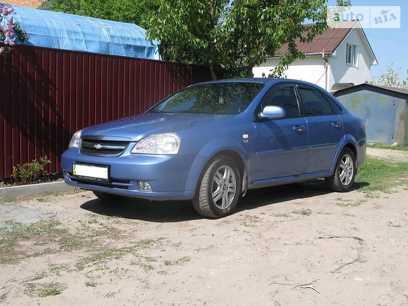 Chevrolet Lacetti 2007 в Борисполі