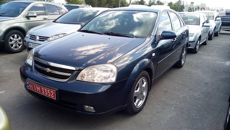 Chevrolet Lacetti 2008 року