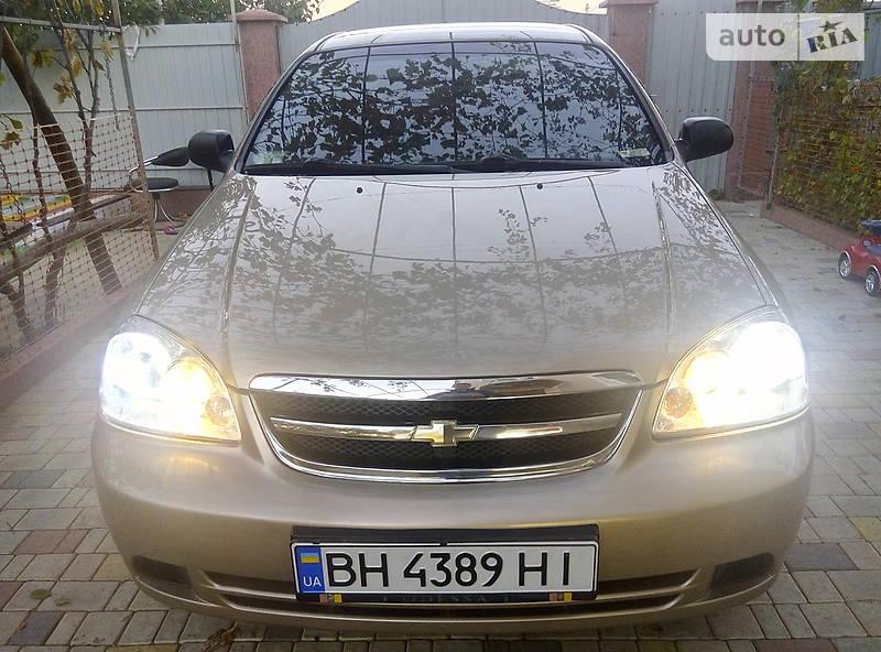 Chevrolet Lacetti 2007 года в Одессе