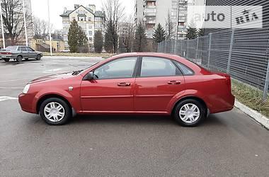 Chevrolet Lacetti 2007 в Львове