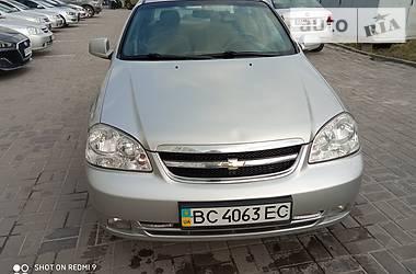 Седан Chevrolet Lacetti 2012 в Львове