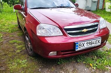 Седан Chevrolet Lacetti 2007 в Хмельницком