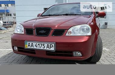 Седан Chevrolet Lacetti 2004 в Черновцах