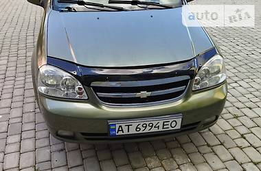 Седан Chevrolet Lacetti 2006 в Ивано-Франковске