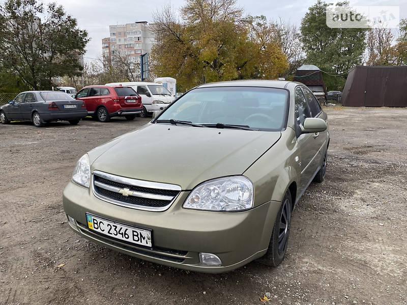 Chevrolet Lacetti AC